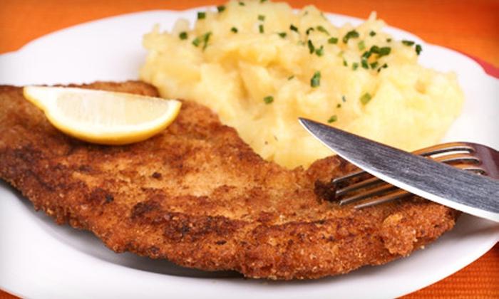 Jaegerhaus - Park Shore: Authentic German Dinner Cuisine at Jaegerhaus in North Naples
