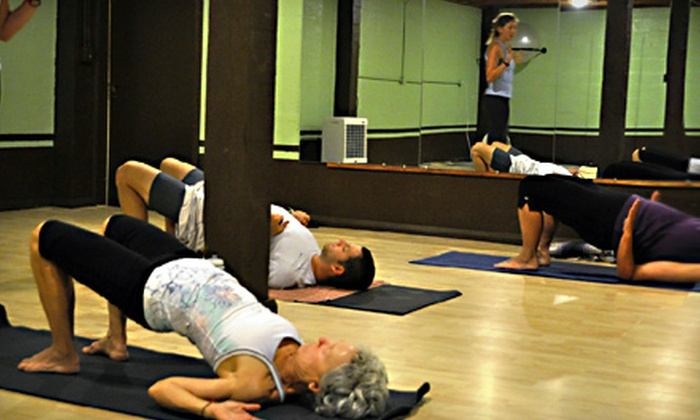Tucson Endurance Performance Center - Richland Heights East: $39 for Eight Yoga Classes at Tucson Endurance Performance Center (Up to $96 Value)
