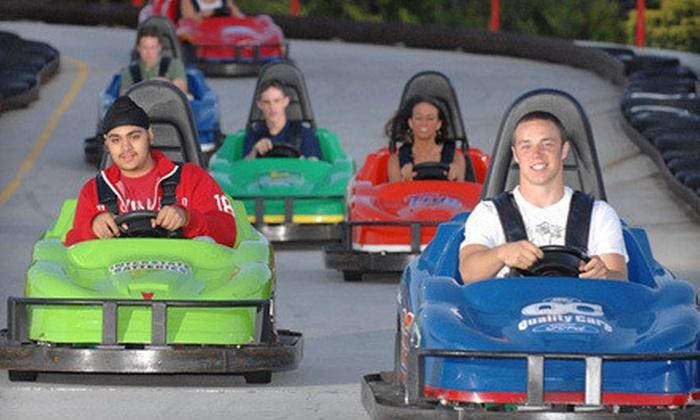 Carlisle Sports Emporium - Sports Emporium.: $15 for $30 Worth of Go-Karts, Laser Tag, and Mini Golf at Carlisle Sports Emporium