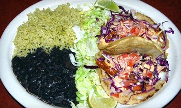 Pistol Pete's Mexican Grill - Cottonwood Heights: $7 for $15 Worth of Mexican and Southwestern Fare at Pistol Pete's Mexican Grill in Cottonwood Heights