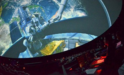 Planetarium Show for Two or Four at Fiske Planetarium in Boulder (42% Off)