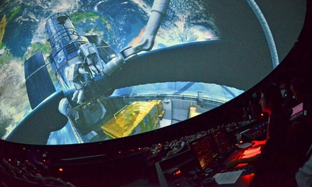 Planetarium Show for Two or Four at Fiske Planetarium in Boulder (45% Off)