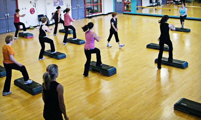 Sackville Sports Stadium - Lower Sackville: 5 or 10 Passes to Group Exercise Classes at Sackville Sports Stadium (Up to 52% Off)