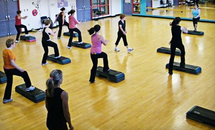 Punch Pass for 5 Group Exercise Classes (a $43 value) - Sackville Sports Stadium in Lower Sackville