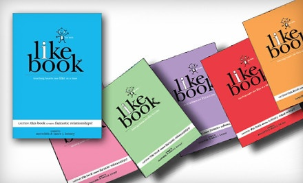 The I Like Book - The I Like Book in