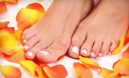 Shellac Manicure and Pedicure (a $58 value) - Fabulous Hair and Nails in Columbia City