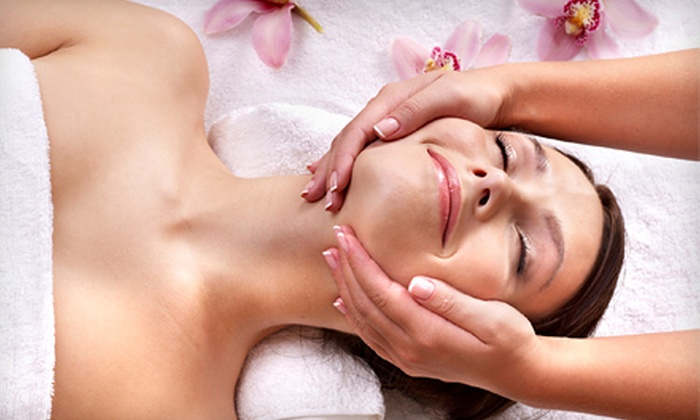 Wax On Wax Off - University Village - Little Italy: Seaweed Facial and Swedish Massage or Men's Facial and Deep-Tissue Massage at Wax On Wax Off (Up to 52% Off)