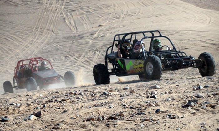 Sun Buggy Fun Rentals - The Strip: $69 for a Vegas Dune-Buggy Ride-Along from Sun Buggy Fun Rentals ($149 Value)