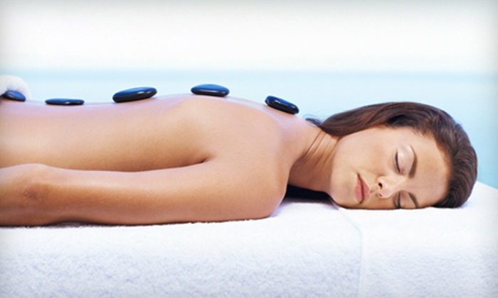 Heaven Scent - South London: $49 for a 45-Minute Zen Hot-Stone Massage at Heaven Scent ($180 Value)