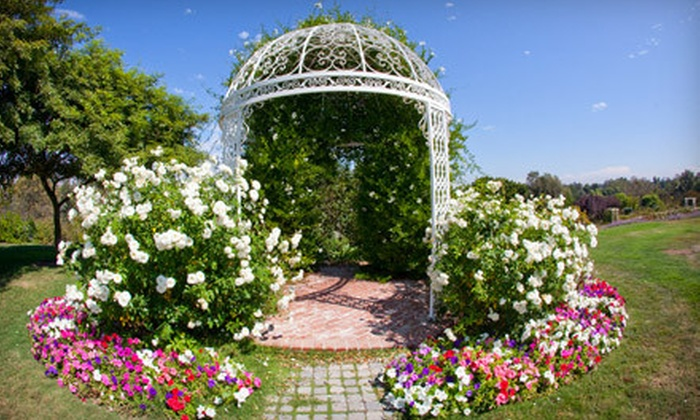 South Coast Botanic Garden - Palos Verdes Peninsula: Individual or Family Membership Packages at South Coast Botanic Garden on the Palos Verdes Peninsula (Up to 54% Off)
