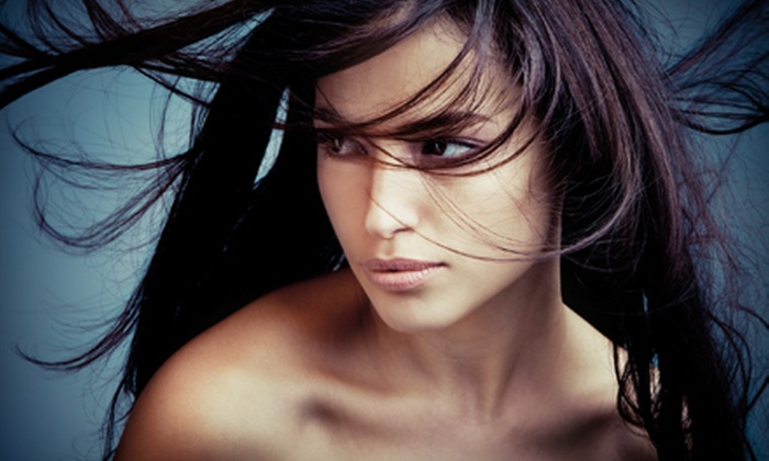 Radiance Hair Salon - Columbus: $30 for $75 Worth of Salon and Spa Services at Radiance Hair Salon