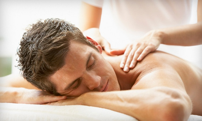 Armstrong Chiropractic - Jackson: $35 for a One-Hour Deep-Tissue Massage and Consultation with Adrenal Stress Test at Armstrong Chiropractic ($175 Value)