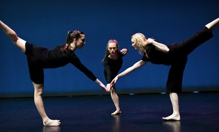 5 Classes (a $60 value) - Repertory Dance Theatre Community School in Salt Lake City