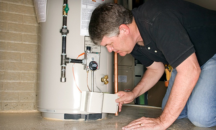 Connect Building Services - Sandy: $39 for a Furnace Cleaning and Tune-Up from Connect Building Services ($129 Value)