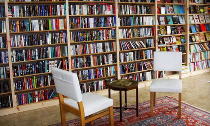 Otis & Clementine's Books and Coffee - Upper Tantallon: $10 for $20 Worth of Books and Coffee at Otis and Clementine's Books and Coffee in Upper Tantallon