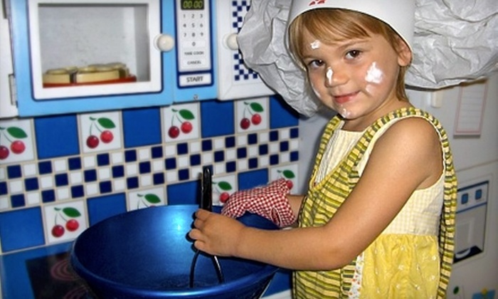 Kids 'N' Stuff Children's Museum - Albion: $8 for a Four-Pack of Tickets to the Kids 'N' Stuff Children's Museum in Albion ($16 Value)
