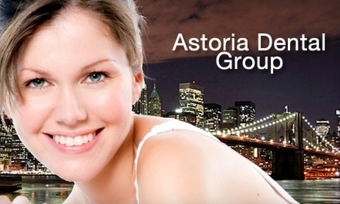 Astoria Dental Group - Astoria: $65 for an Exam, Cleaning, X-rays, and a Cosmetic Consultation at Astoria Dental Group in Astoria ($470 Value)