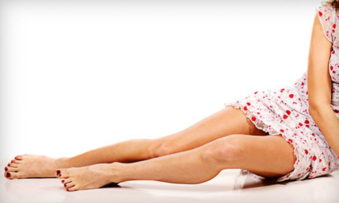 Vein Center of the Palm Beaches - Royal Palm Beach-West Jupiter: $129 for Two Sclerotherapy Spider Vein Treatments at Vein Center of the Palm Beaches in West Palm Beach ($730 Value)