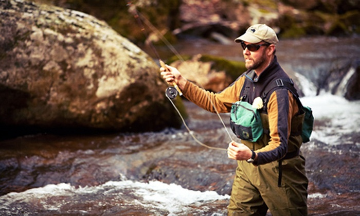 Tangent Outfitters - Eastern: $85 for Half-Day Fly-Fishing Clinic from Tangent Outfitters in Pembroke ($175 Value)