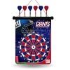 New York Giants Magnetic Dartboard
