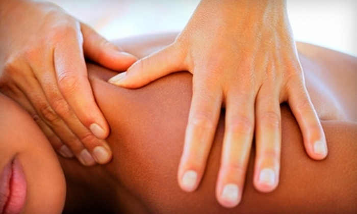 Hands For You Massage - Raintree: $25 for a Swedish Massage ($50 Value) or $30 for a Deep-Tissue Massage ($60 Value) at Hands For You Massage