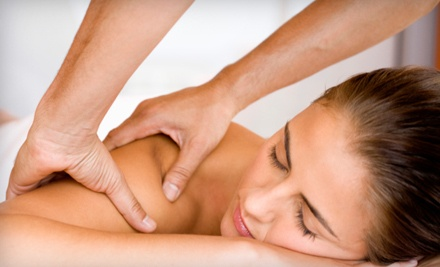 Good for Three 1-Hour Swedish Massages (a $175 value) - Sunrise Massage Therapy Services in Hartville