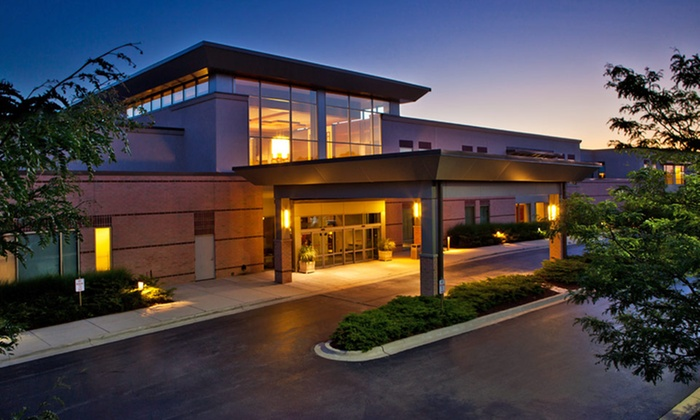 Eaglewood Resort and Spa - Itasca, IL: Stay at Eaglewood Resort and Spa in Chicagoland