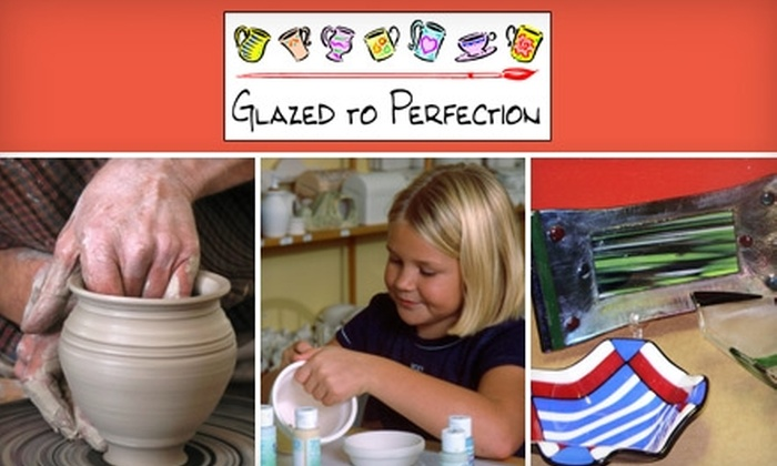 Sykesville Pottery and Art Center - Sykesville: $12 for $25 of Ceramics and More at Glazed to Perfection