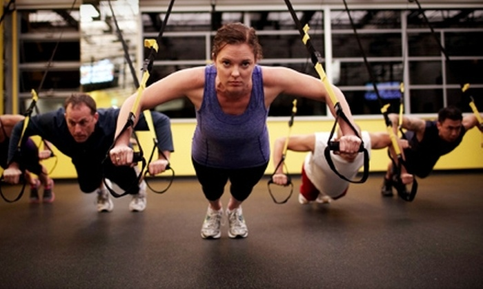 Westview Healthplex Sports Club - Indianapolis: $40 for Six TRX Suspension Classes and a Two-Week Access Pass to Westview Healthplex Sports Club ($124.50 Value)