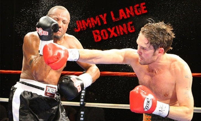 ICE Promotions Boxing - Braddock: One Ticket to the Jimmy Lange vs. Joe Wyatt Boxing Match at George Mason University Patriot Center on November 6. Two Seating Options Available.