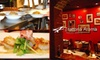 Trattoria Aroma - Bryant: $25 for $50 Worth of Fine Fare and Drinks at Trattoria Aroma