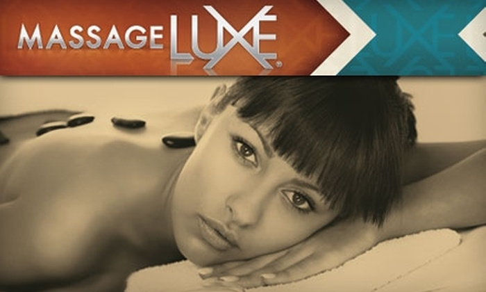 MassageLuxe - Multiple Locations: $30 for a 15-Minute HydroLuxe Massage and Your Choice of a One-Hour Swedish, Deep-Tissue, or Prenatal Massage at MassageLuXe ($89 Value)