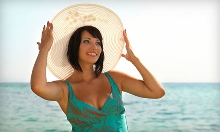 Tan on the Boulevard - Multiple Locations: $29 for Tanning Services at Tan on the Boulevard ($89 Value). Three Locations Available.