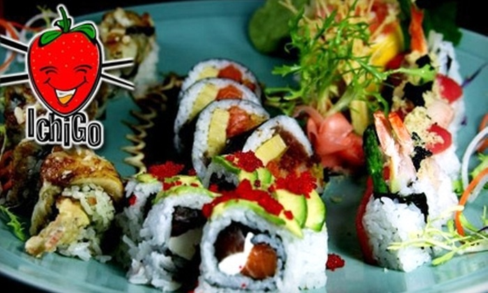 Ichigo - Clayton: $10 for $22 Worth of Japanese Cuisine and Drinks at Ichigo