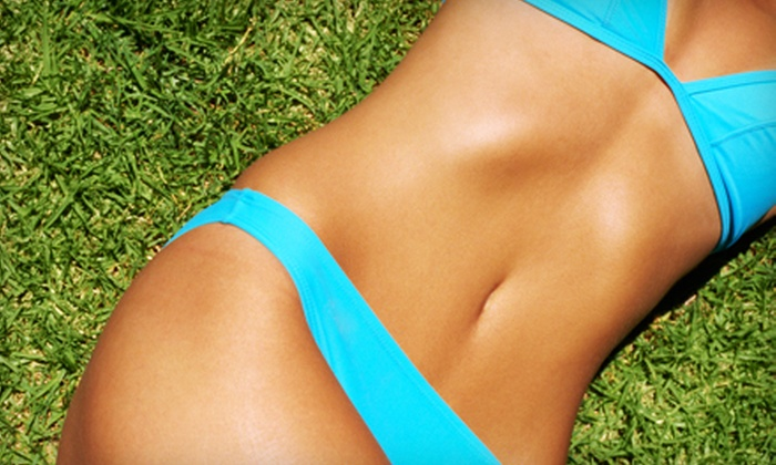 Modish Airbrush - Madison: $45 for Two Custom Sunless Tans at Modish Airbrush ($90 Value)