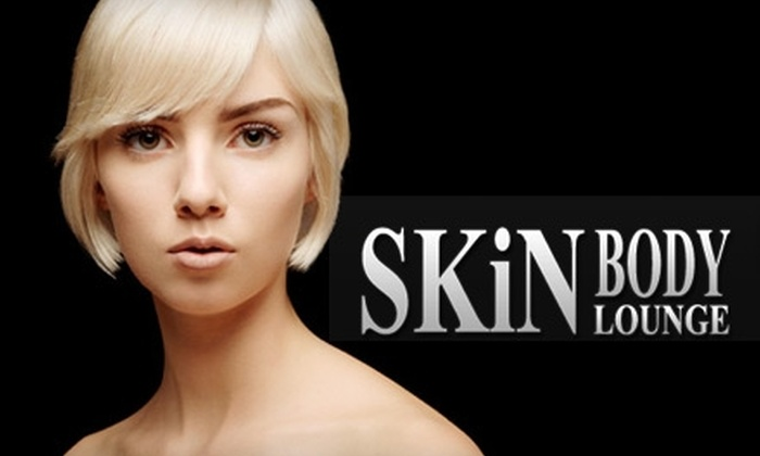 Skin Body Lounge - Studio City: Facial Rejuvenation or Hair Removal at Skin Body Lounge in Studio City. Choose Between Two Options.