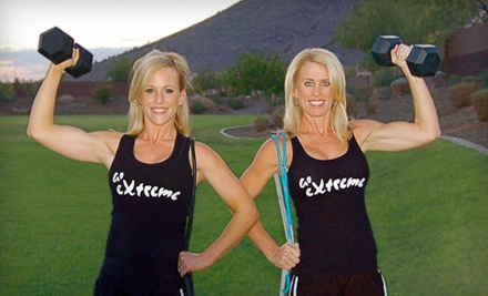 6 Boot-camp Classes (a $52 value) - Extreme Conditioning in Glendale
