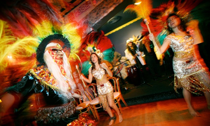 Peña Pachamama - North Beach: Live-Show Package with Sangria, or Party for Up to 25 with Dinner, Show, and Sangria at Peña Pachamama (Up to 54% Off)