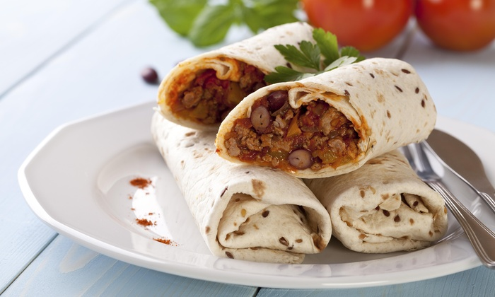 Skaha Beach Market - Penticton: Up to 50% Off Burritos, Wraps, and More at Skaha Beach Market