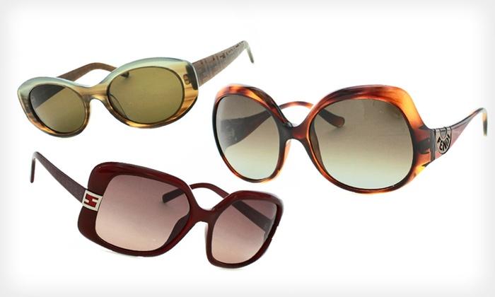 Fendi Designer Sunglasses: $89 for Fendi Designer Sunglasses (Up to $487.50 List Price). 30 Styles Available. Free Shipping.