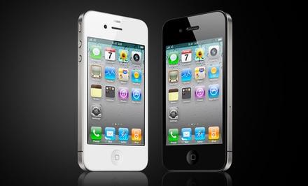 Apple iPhone 4s 8GB, 16GB, 32GB, or 64GB for $249.99–$319.99 (GSM Unlocked) (Refurbished)