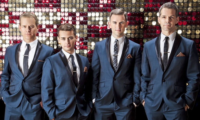 """The Midtown Men"" - Rialto Square Theatre: The Midtown Men - Four Stars from the Original Cast of Jersey Boys on Friday, October 30 at 8 p.m."