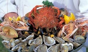 Bab Moules: Buffet avec entrée et plat à volonté pour 2 ou 4 personnes dès 15,90 € au restaurant Bab Moules
