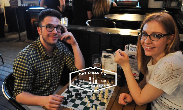 BarChess T.O. - Multiple Locations: Up to 50% Off Chess Basic Sessions at BarChess T.O.