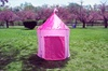 Pink Princess Fairy House Castle Play Tent: Pink Princess Fairy House Castle Play Tent