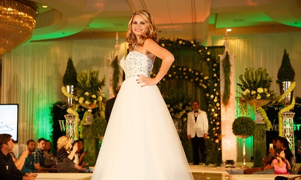 Up to 53% Off Bridal Expo: Entry for 2 or 4 at Florida Wedding Expo By Your Wedding TV