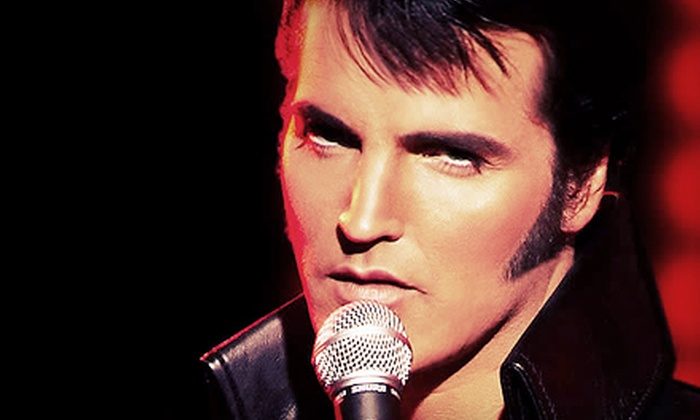 """Elvis: Aloha From Hawaii starring Steve Kabakos - Brockville Arts Centre: """"Elvis: Aloha from Hawaii"""" Starring Steve Kabakos at Brockville Arts Centre on July 24 or 25 (Up to 49% Off)"""