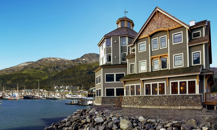 null - Anchorage: Stay for Two at The Inn At Whittier in Whittier, AK, With Dates Into September