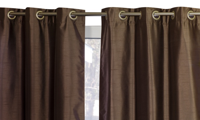 Curtains Ideas blackout curtain backing : Wexley Home 38