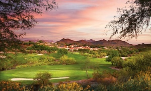Upscale Resort with Golf Course and Fine Dining